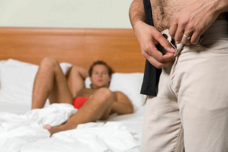 Placer sin compromiso ni romanticismo, la razón de ser del bud sex.