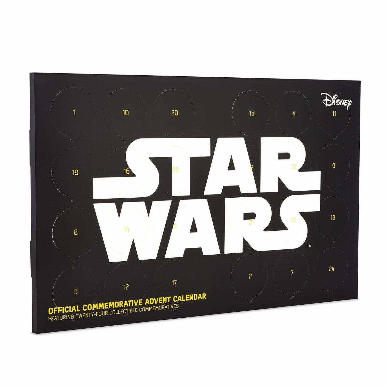 Calendario adviento Star Wars.