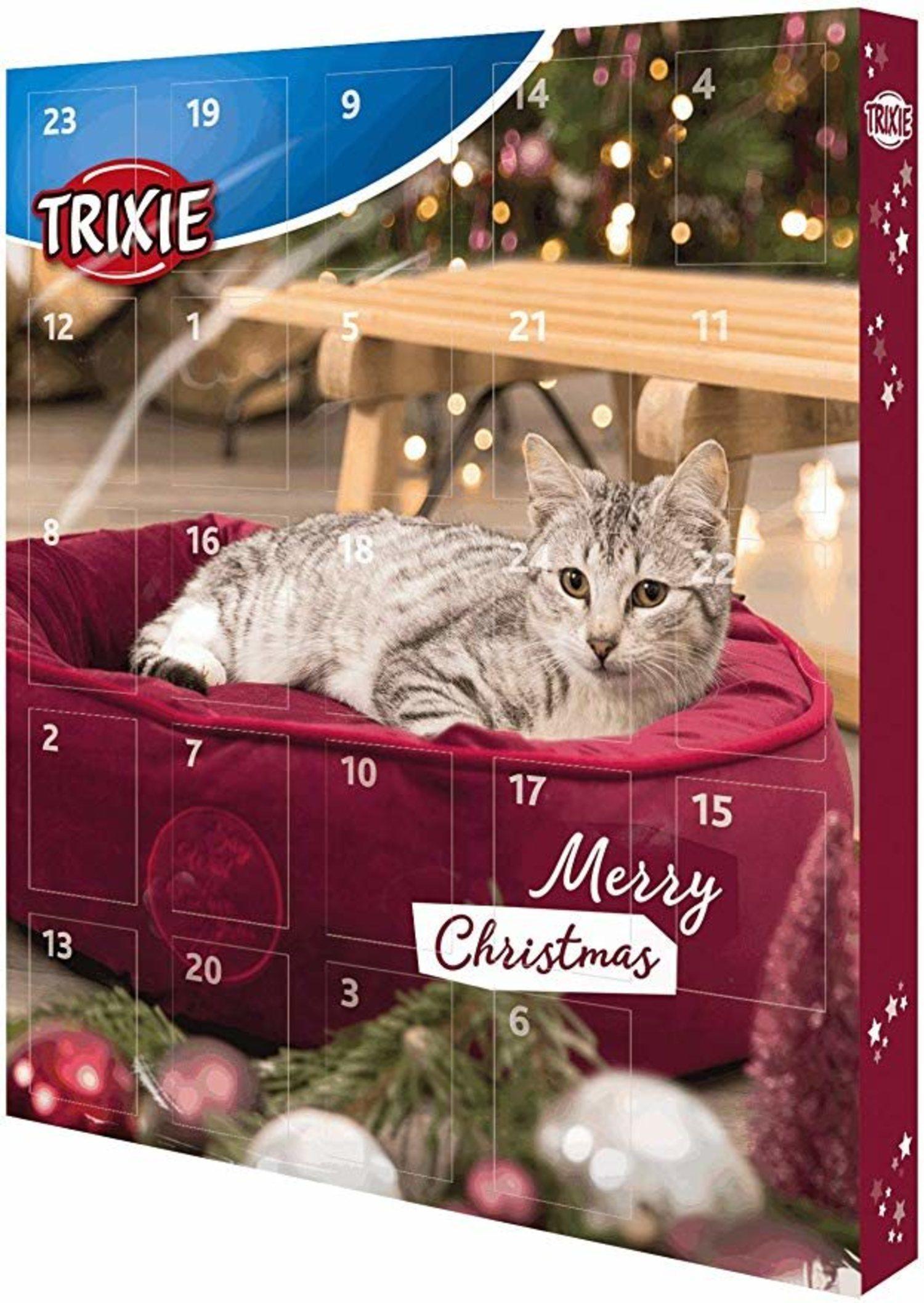 Calendario de adviento Trixie.