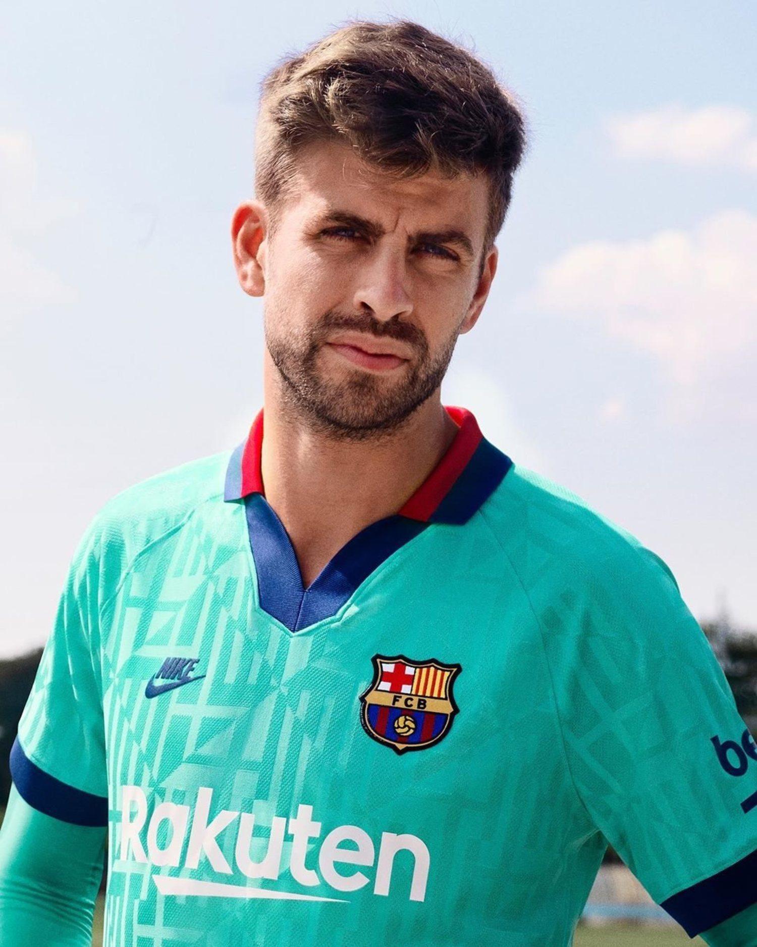 Piqué es uno de los grandes artífices del acuerdo entre el Barça y Rakuten.