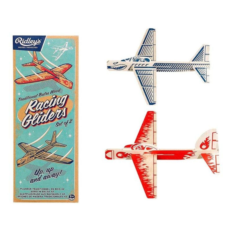Aviones de carreras.