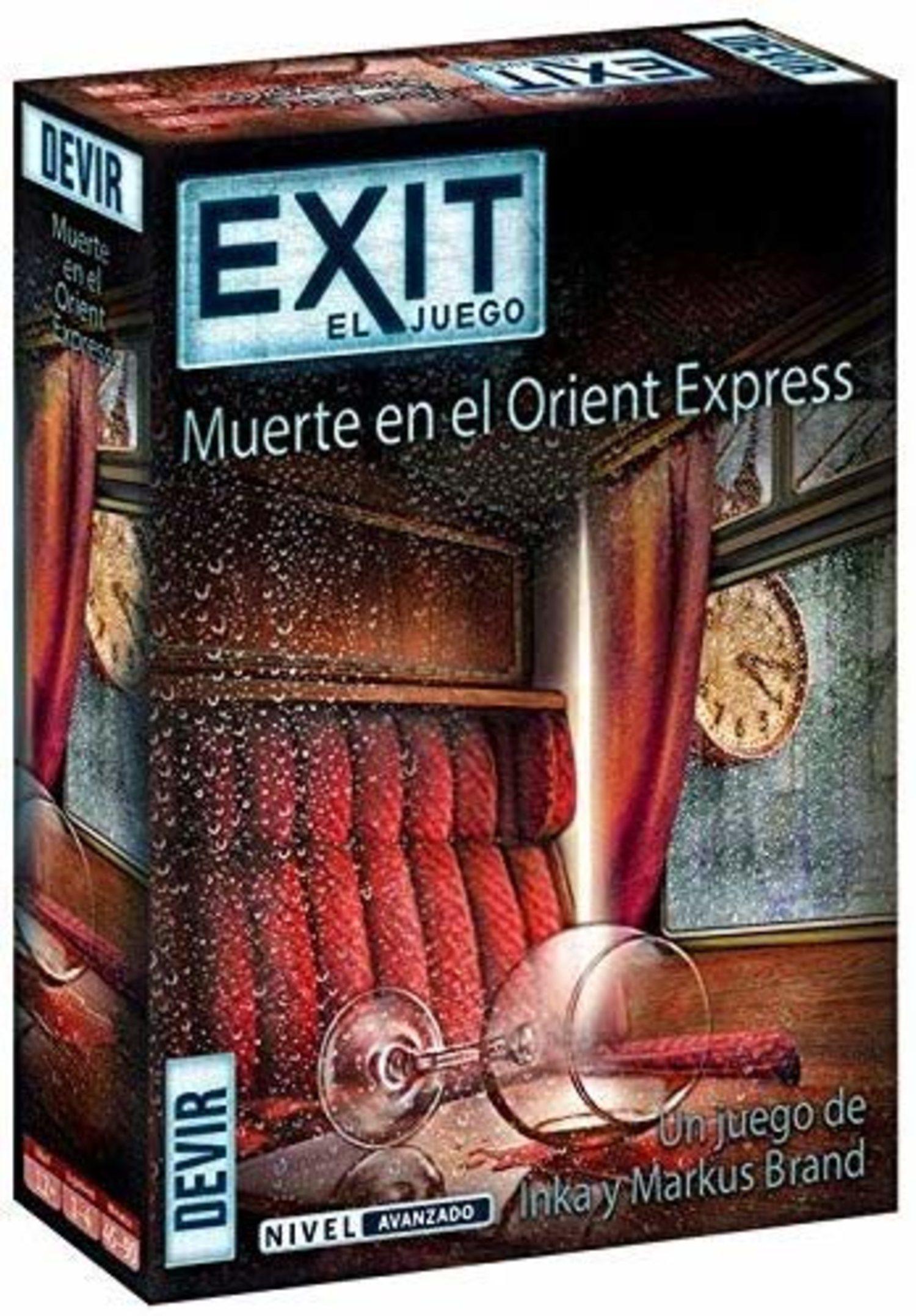 Exit- Asesinato en el Orient Express.