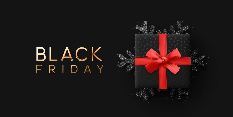 Black Friday, simplemente la oportunidad que llevabas esperando todo el año.