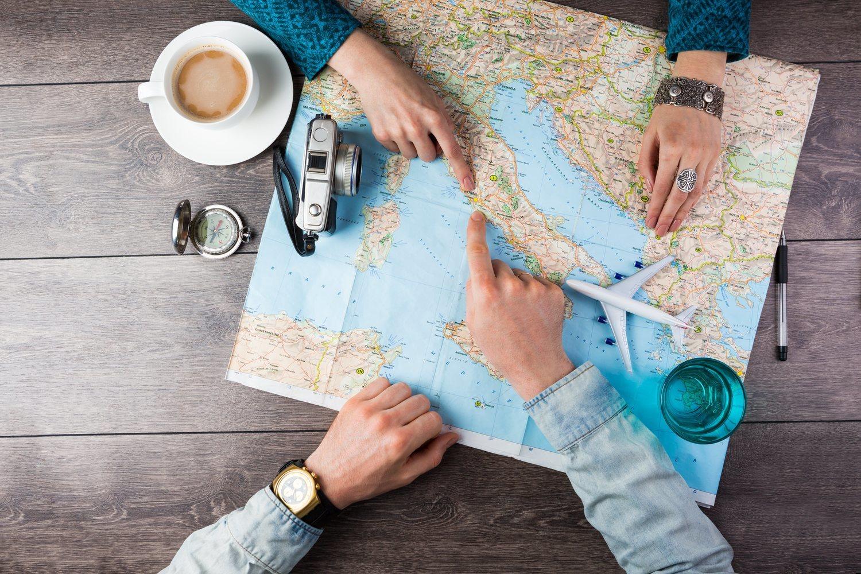 Elegid el viaje entre los dos, y no te molestes si tu pareja no quiere o puede ir donde a ti te apetece.