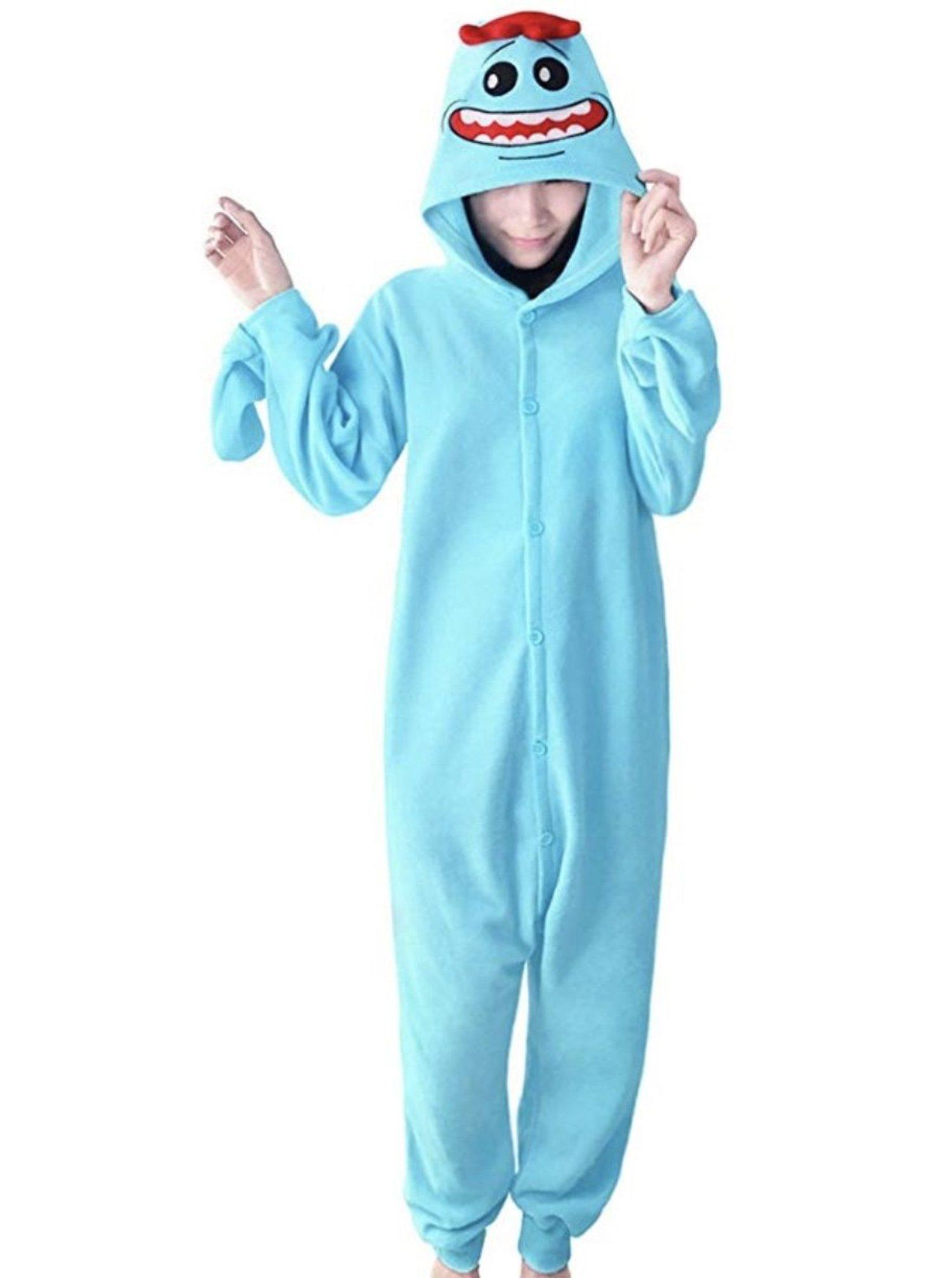 Pijama Mr. Meeseeks.