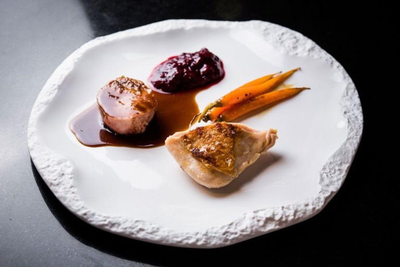 En La Desencaja podrás cobrar la versión más moderna del clásico plato.