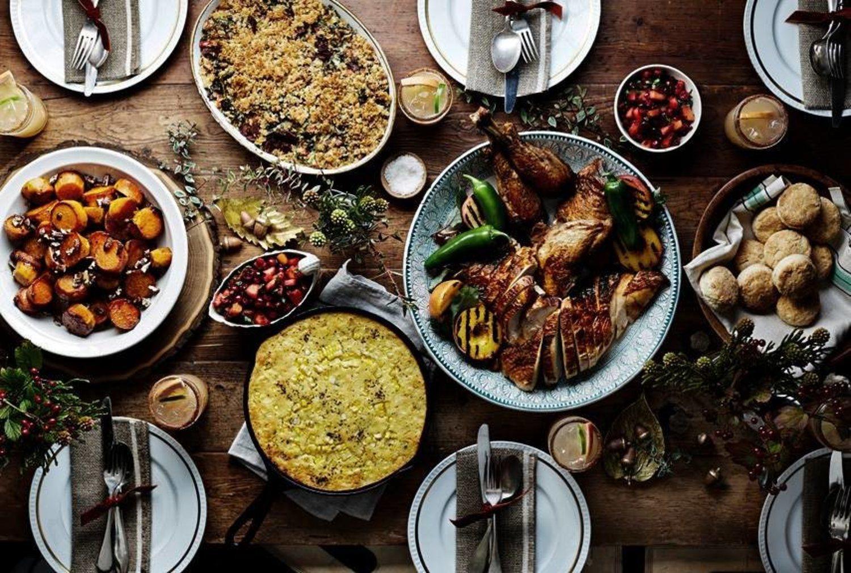 Bear on Bike será quien cocine el menú para Thanksgiving.