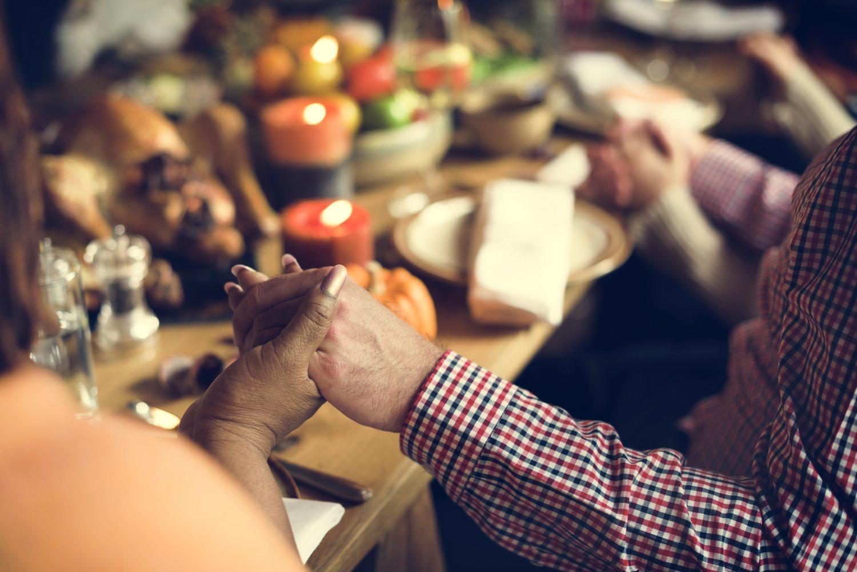 Es habitual ver estas imágenes en las mesas estadounidenses en el momento del agradecimiento por Acción de Gracias.