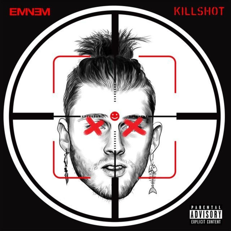 Con su 'Killshot', Eminem no solo ha apuntado a MGK. Veremos cómo termina.