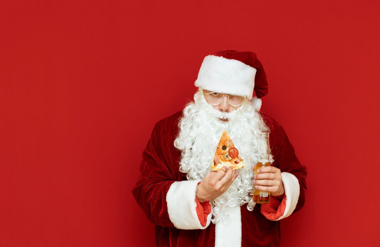 Las comidas navideñas son una gran trampa para ganar unos kilos.