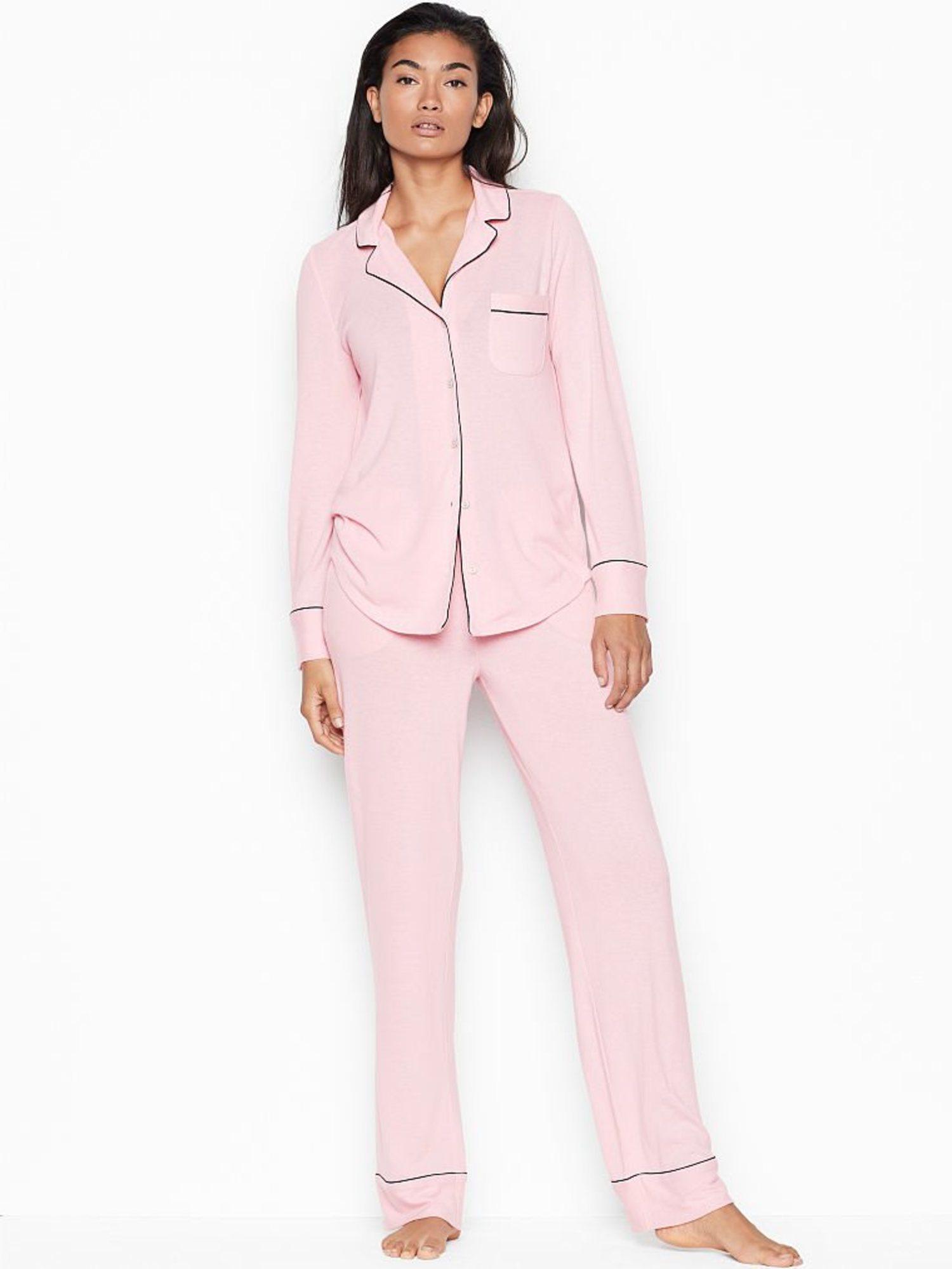 Pijama Fireside rosa.