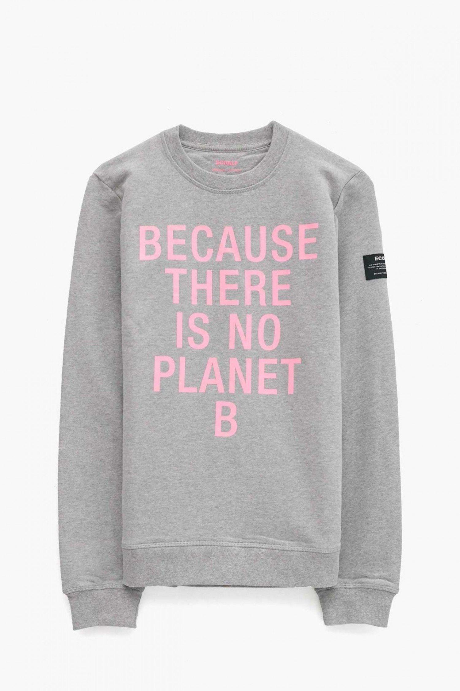 Sudadera 'No Planet B'