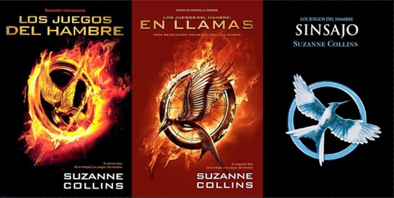 Trilogía 'Los Juegos del Hambre'.