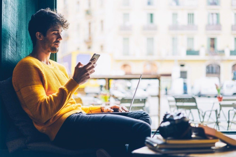En los primeros meses del año se suscriben muchas más personas a las webs de citas.