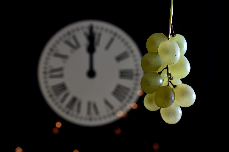 Sea el origen que sea, comer uvas en Nochevieja es ya una tradición más que instaurada en la sociedad.