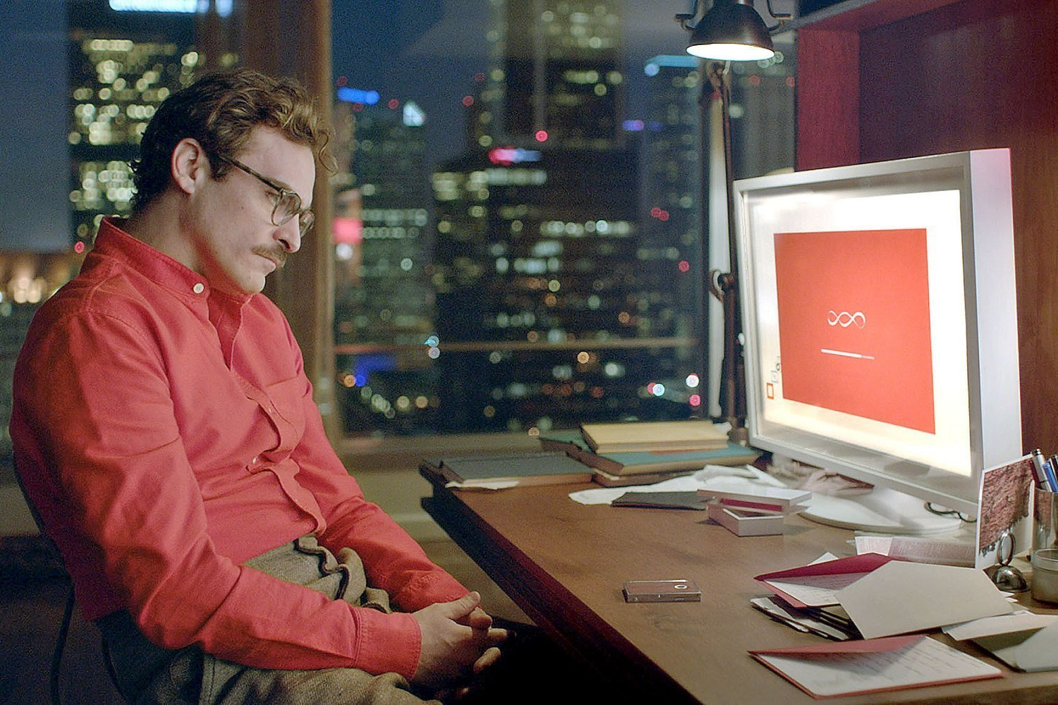 'Her', de Spike Jonze.