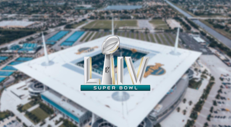 El Hard Rock Stadium de Miami será el estadio donde se celebre la Super Bowl LIV.