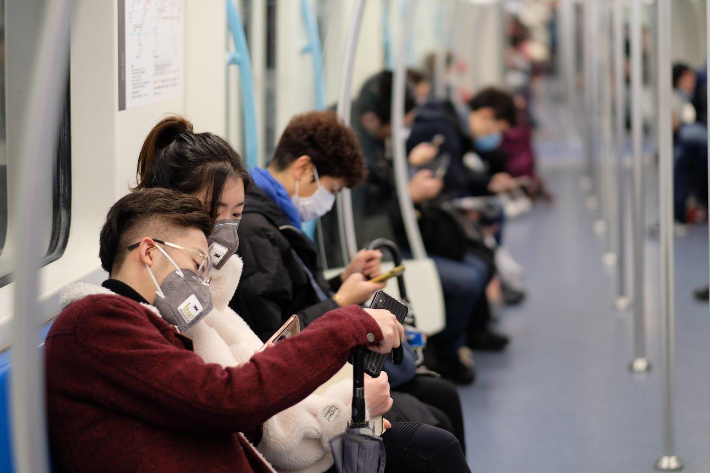 Entendemos que en Wuhan lleven mascarillas, ¿pero en Zamora?