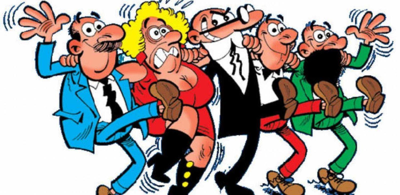 'Mortadelo y Filemón', el gran cómic español.