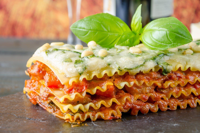 Con alimentos 100% vegetales se pueden preparar platos de toda la vida como lasagna, boloñesa o preparados de carne.