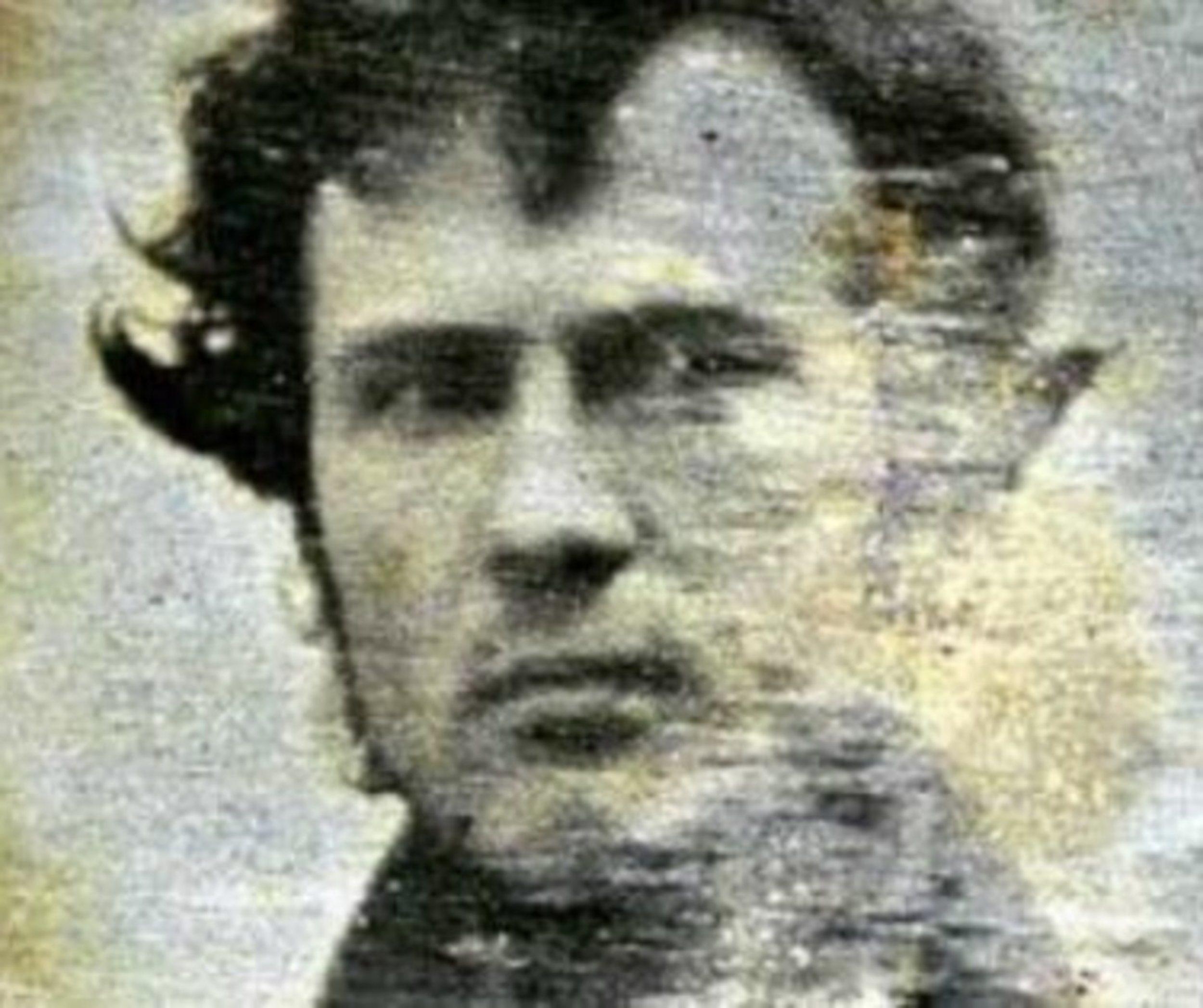 Robert Cornelius, 1839. 'Linda Pic!''Linda pic!'