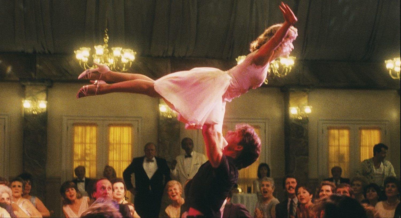 'Dirty Dancing' convirtió a Patrick Swayze en el galán romántico de los 90.