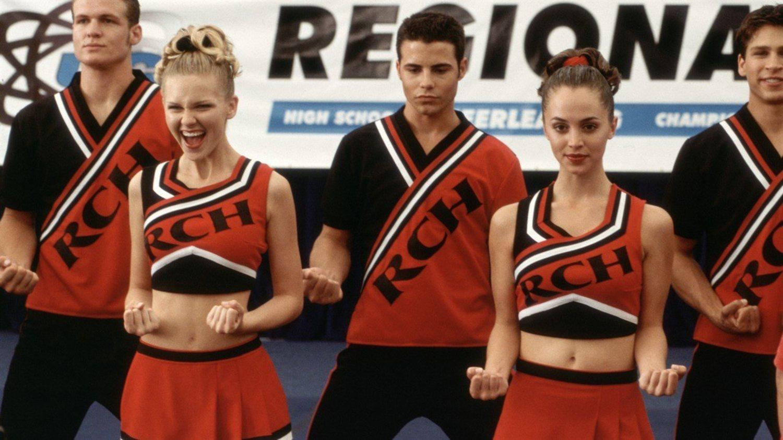 Kirsten Dunst y Eliza Dushku en 'A por todas'