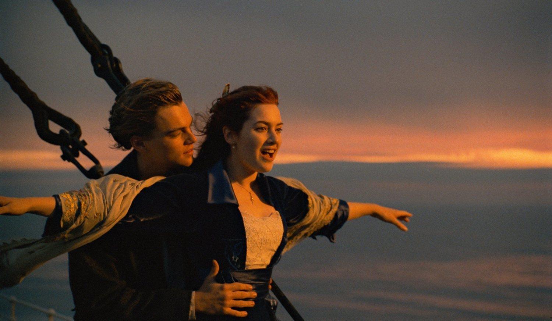 La historia de amor en el hundimiento de un buque también nos divide por géneros.