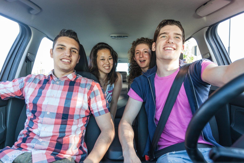 Para realizar un road trip fuera de la Unión Europea necesitas el permiso internacional de conducir