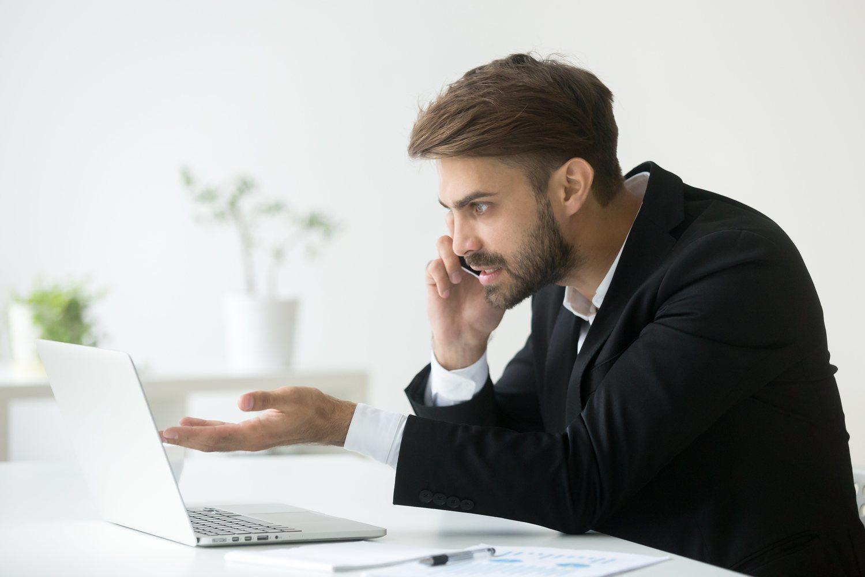 Las gestiones online y por teléfono pueden llegar a desesperarte.
