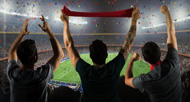 Unos en un estadio, otros en un pabellón, pero todos tenemos ganas de volver a poder juntarnos en eventos multitudinarios