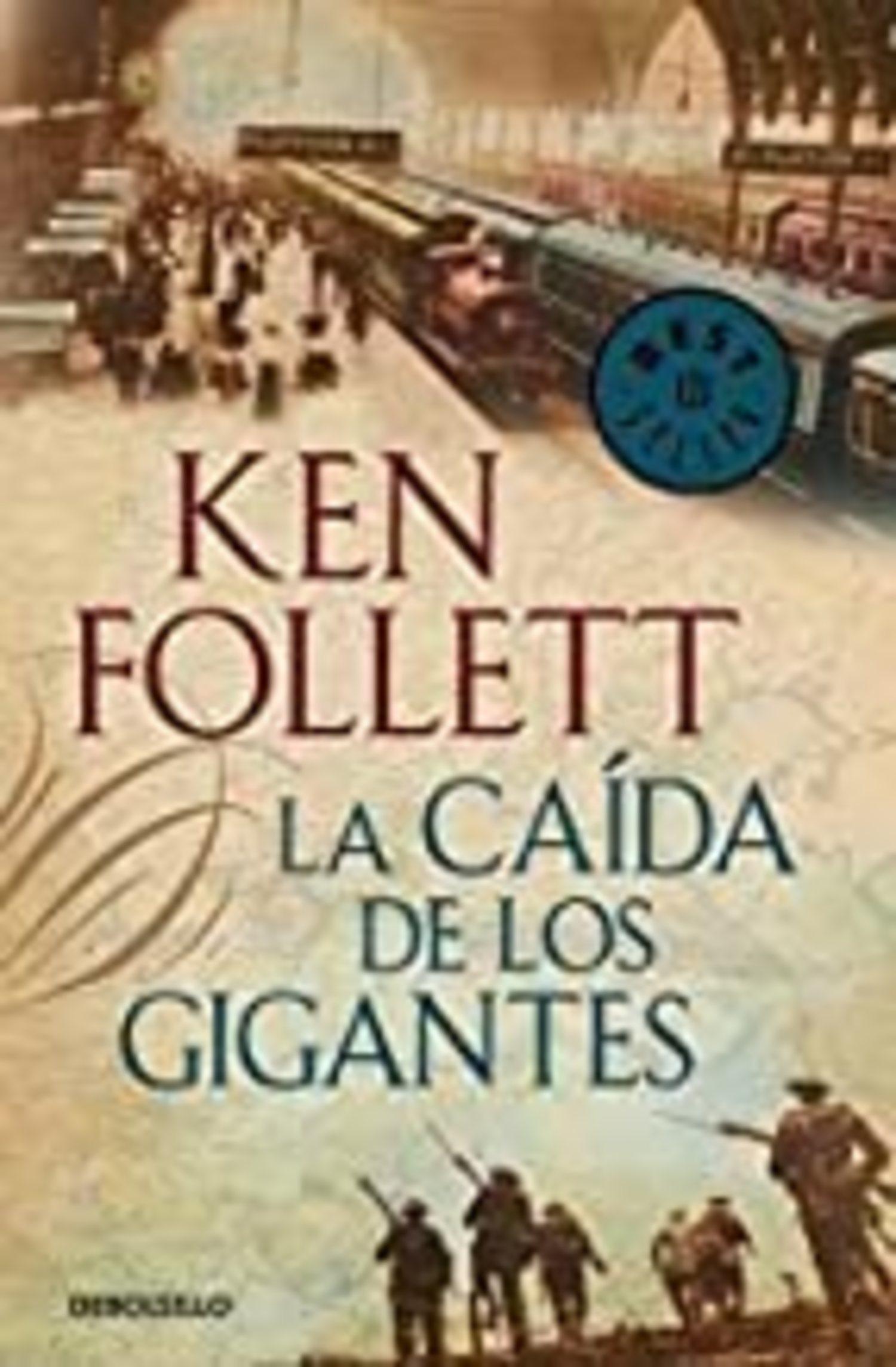Muchos consideran a Ken Follett como su escritor favorito.