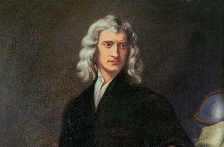 Isaac Newton se encerró en su casa durante la Gran Plaga. Y fue ahí donde empezó a construir su leyenda.