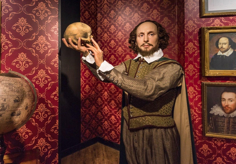 William Shakespeare aprovechó la cuarentena para crear varias obras maestras.