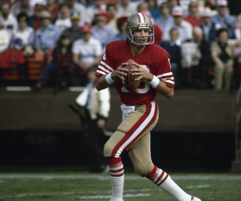 Al igual que Tom Brady, Joe Montana decidió cambiar de equipo al final de su carrera, aunque no fue del todo bien.