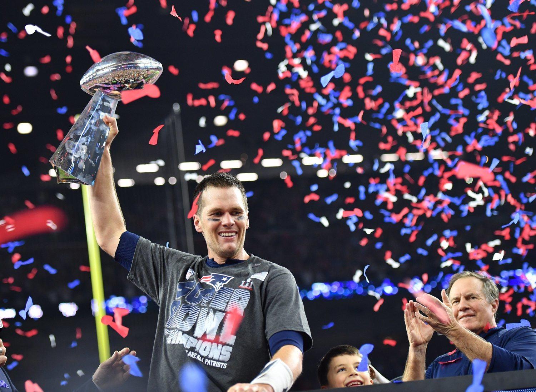 Tom Brady y Bill Belichick, los culpables de los éxitos de los Patriots, pero también de su posible decadencia
