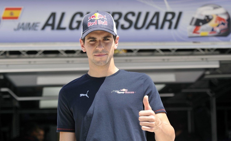 Alguersuari iniciaba en Hungaroring una prometedora carrera que se truncó demasiado pronto.