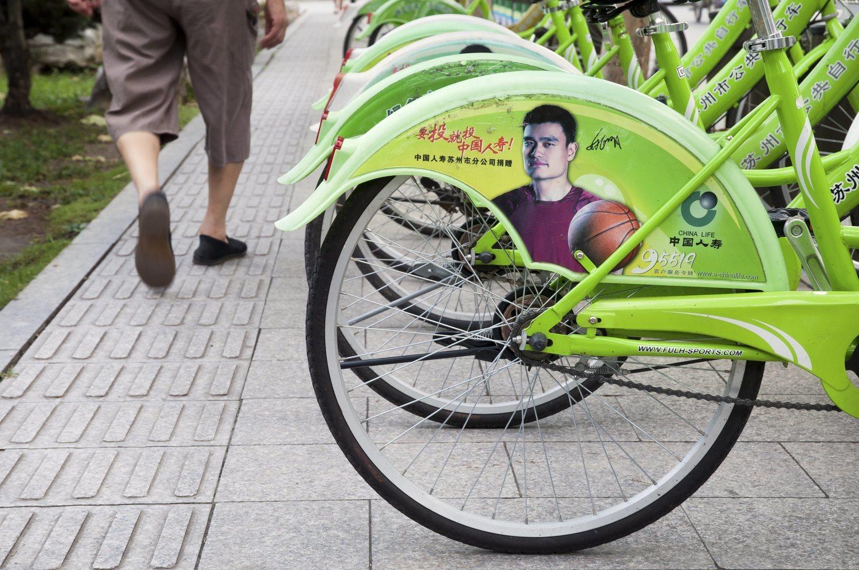 Yao Ming es el gran héroe nacional de los últimos años.