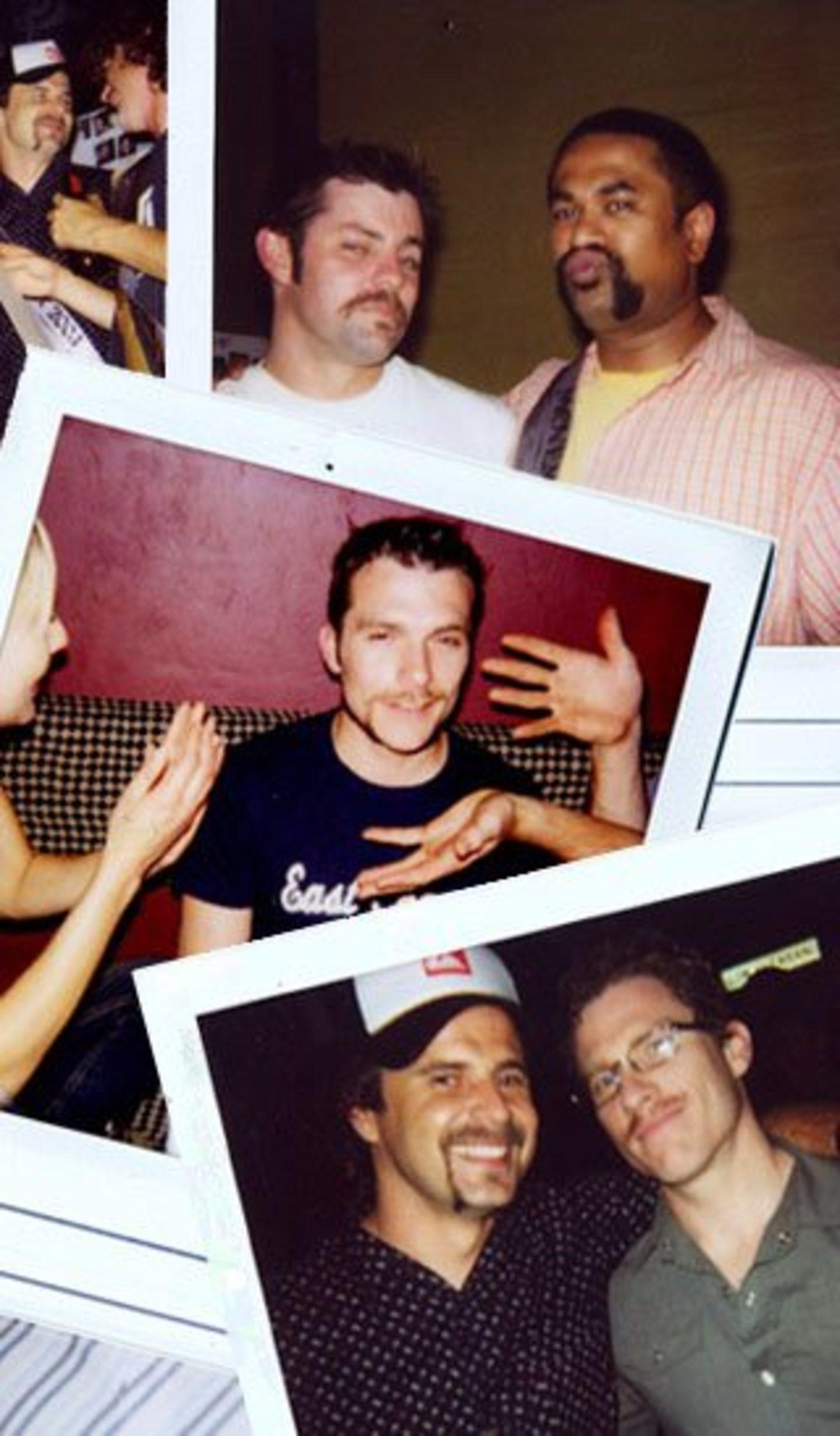 Travis Garden y Luke Slattery, creadores de Movember.
