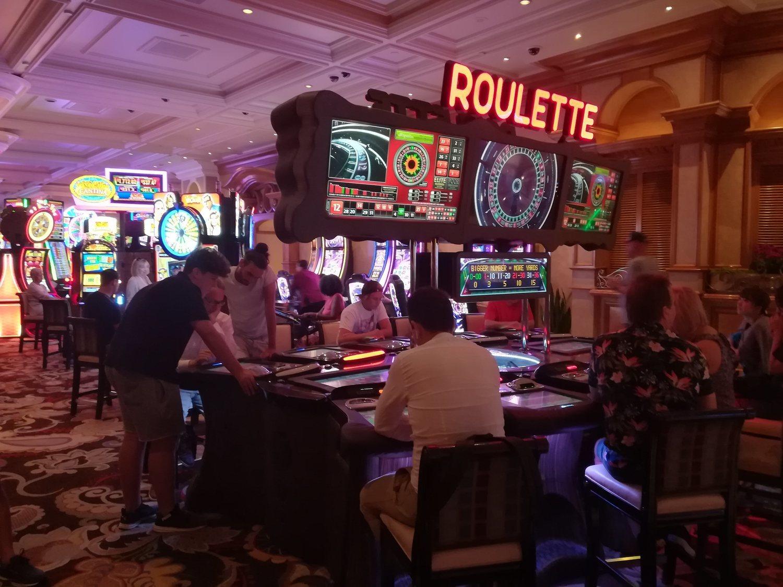 La ruleta es uno de los juegos más clásicos de Las Vegas