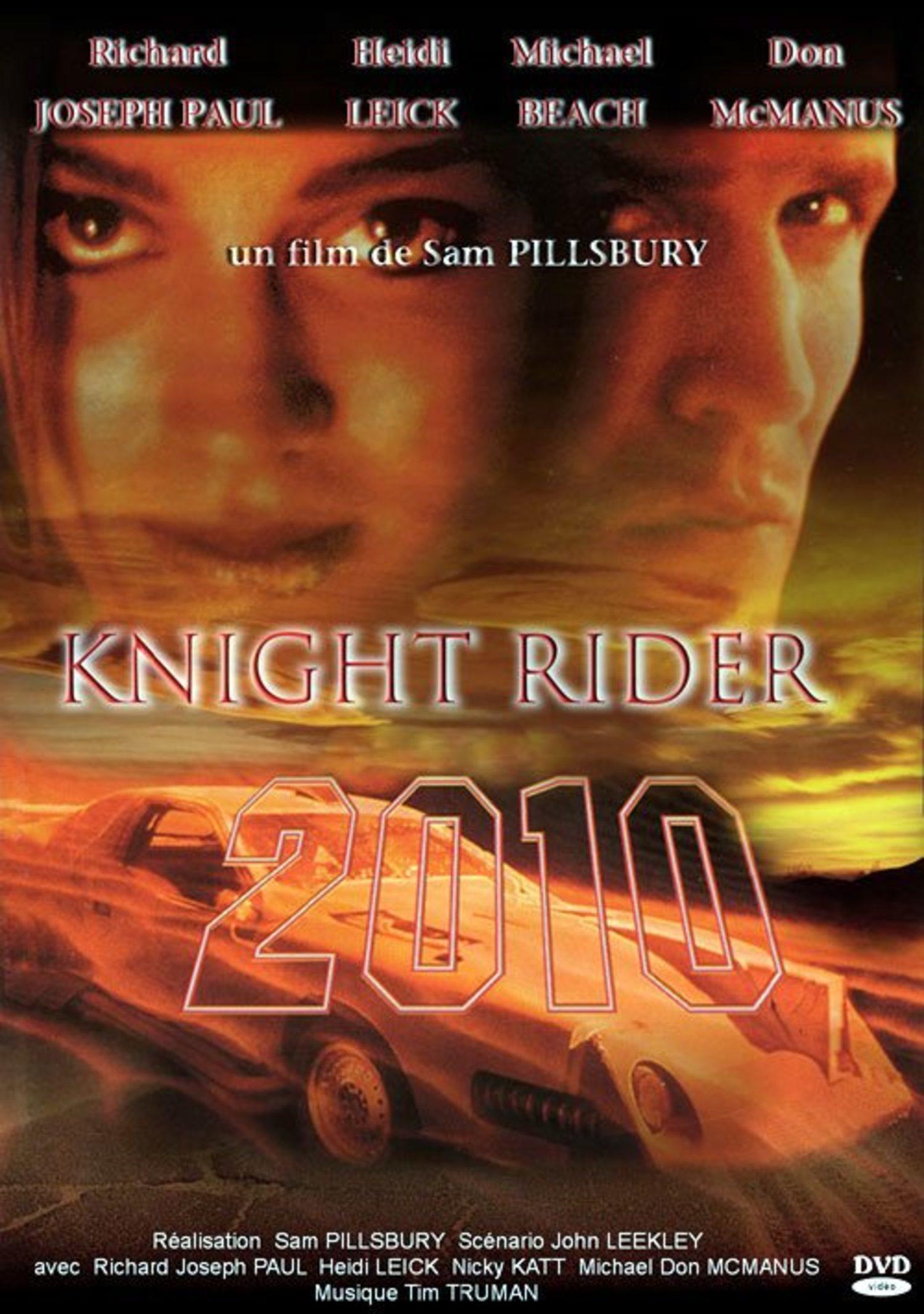 Imagen de 'Kinght Rider 2010'.