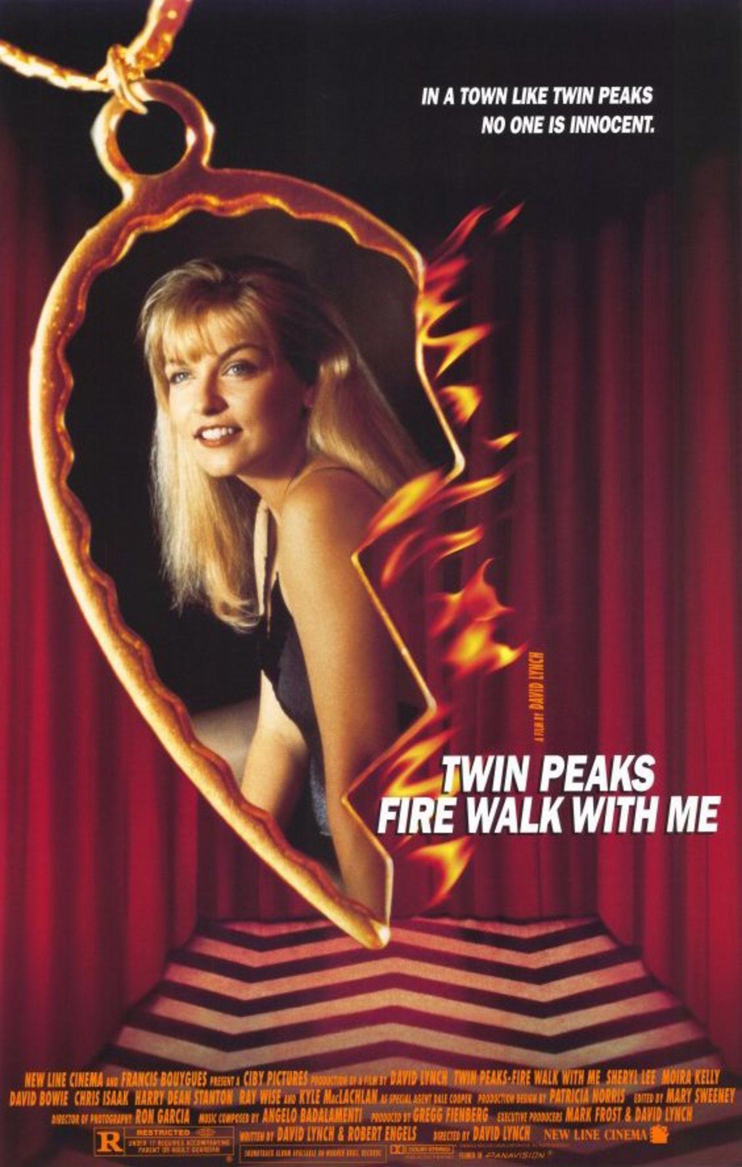 Imagen de 'Twin Peaks: Fuego Camina conmigo'.