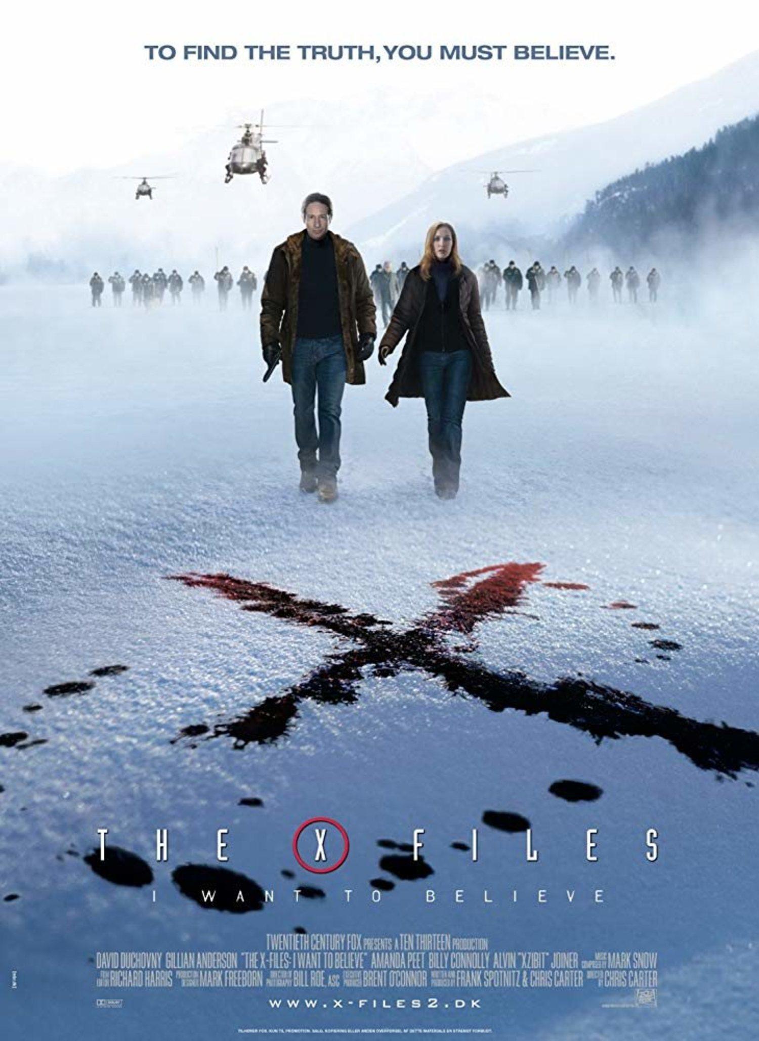 Imagen de 'X-Files: Creer es la clave'.