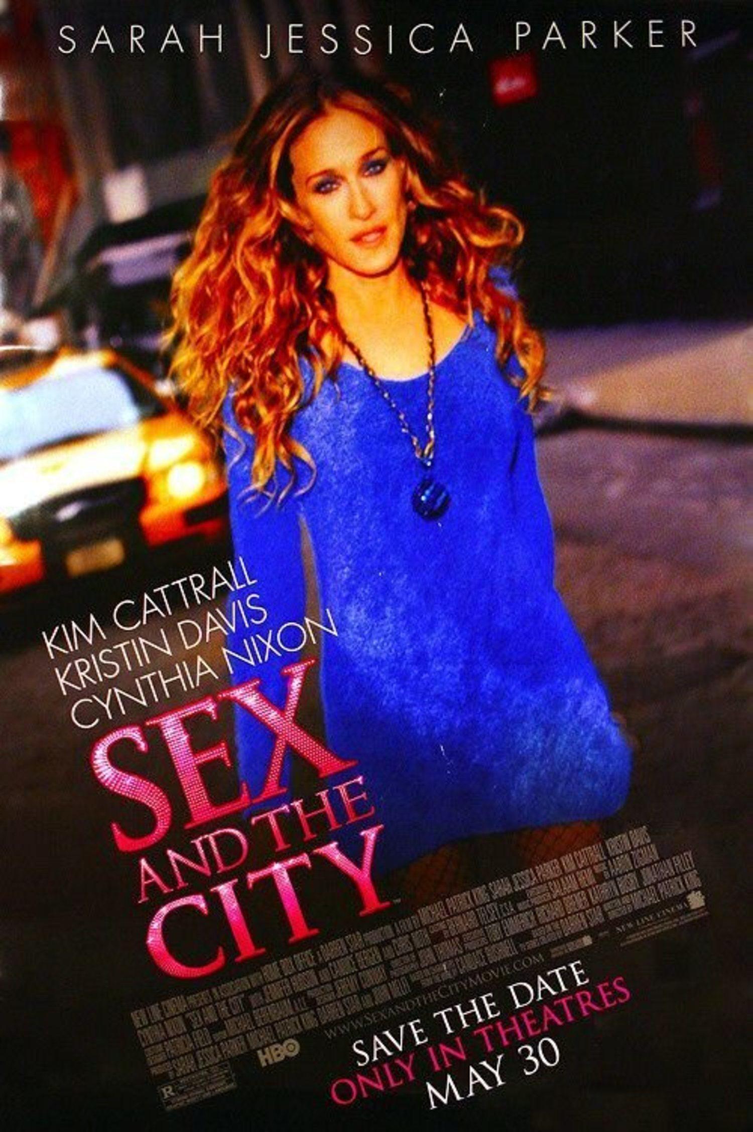 Imagen de 'Sexo en Nueva York: La Película'