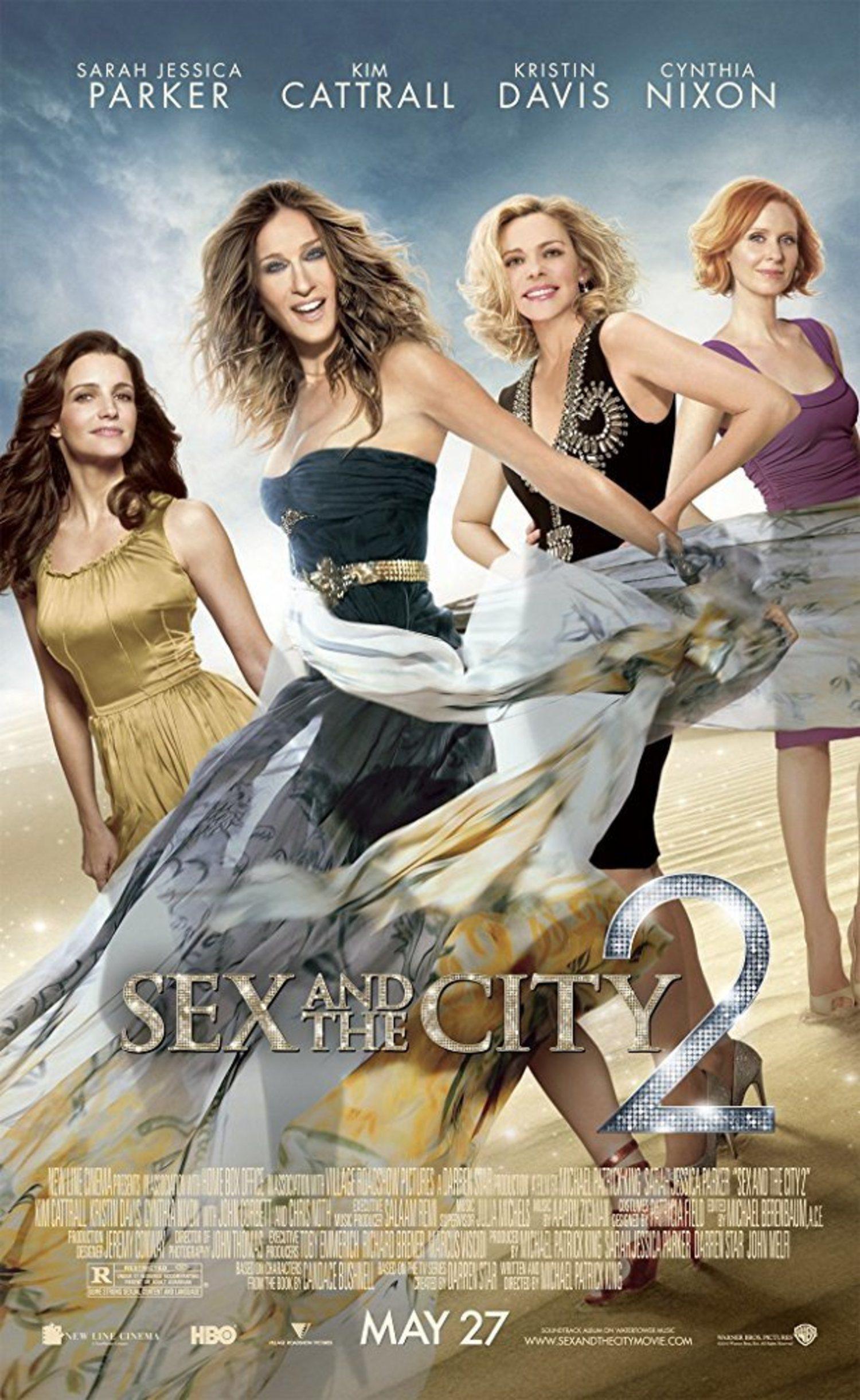Imagen de 'Sexo en Nueva York 2'