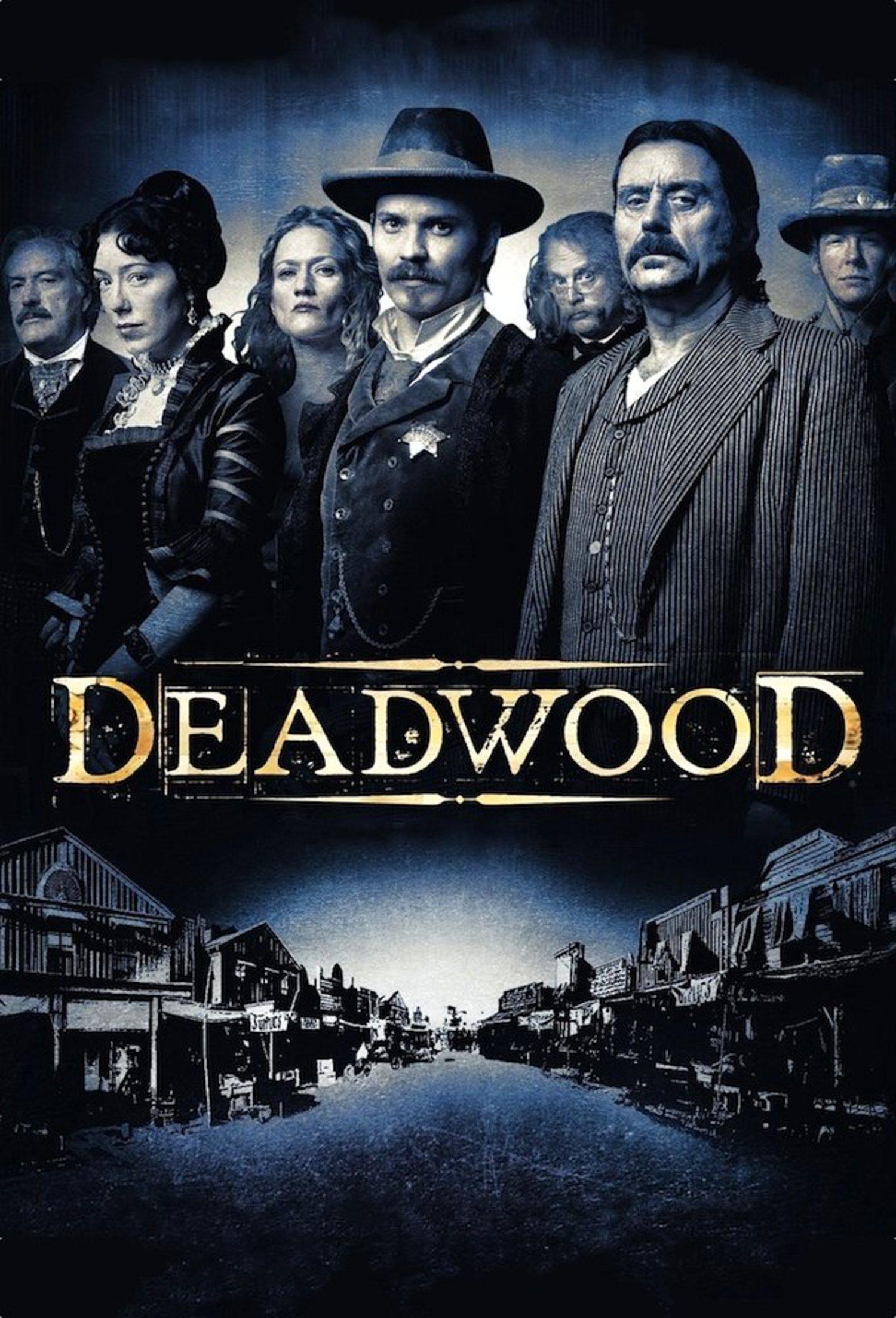 Imagen de 'Deadwood'.