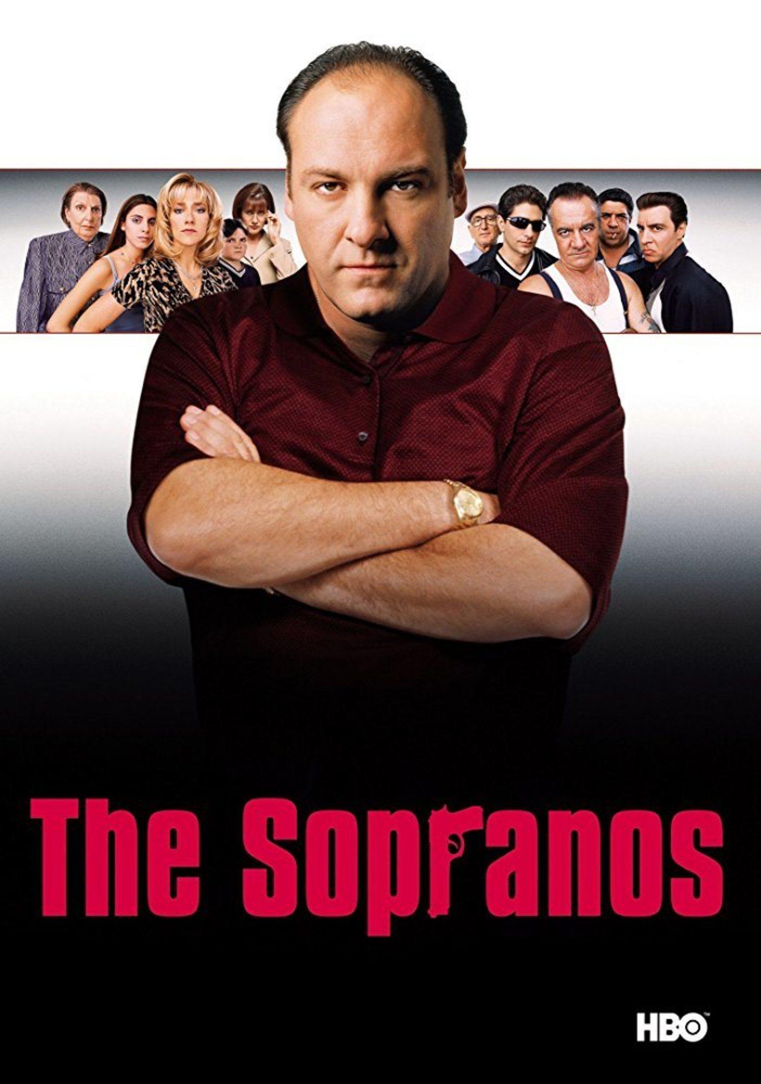 Imagen de 'Los Soprano'.