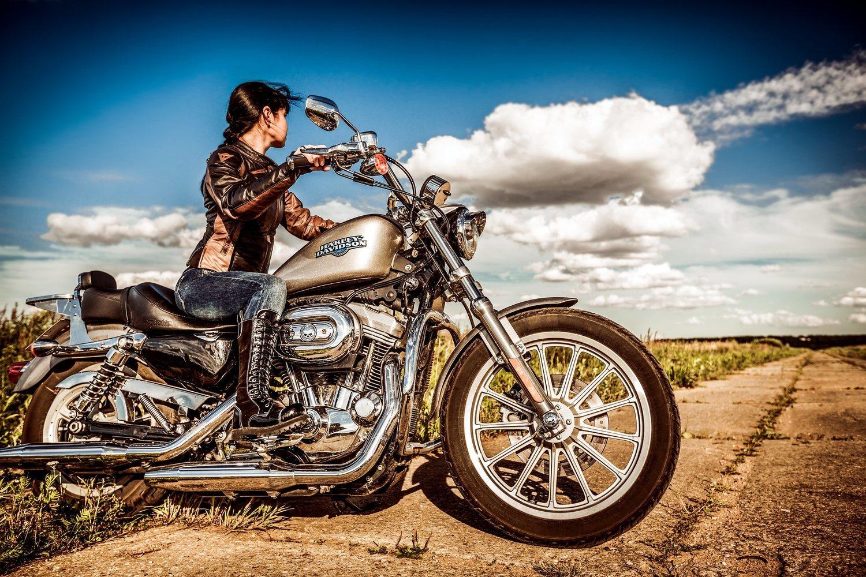 El modelo Sportster de Harley-Davidson es uno de los más populares.