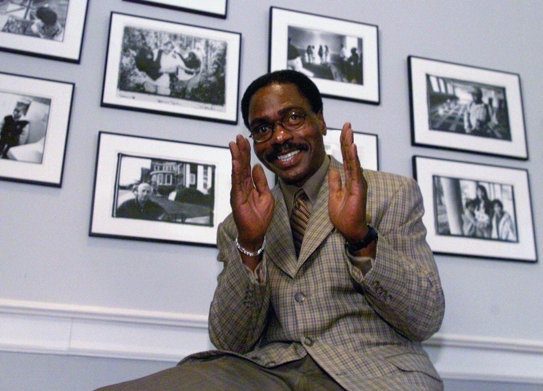 Rubin 'Huracán' Carter en el año 2000.