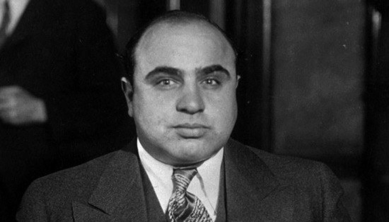 Al Capone se convirtió en amo y señor de Chicago durante la ley seca.
